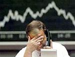 Российские биржи обвалились более чем на 10%