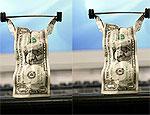 Доллар вырос почти на 4 копейки, евро – упал на 5