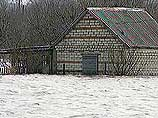 В Челябинской области достроили сооружения по понижению уровня воды в озере Синеглазово