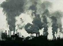 Челябинские власти обеспокоились резким увеличением вредных выбросов в воздух