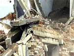 В Назрани взорвано здание управления судебных приставов. Много погибших
