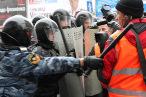 В Москве задержан журналист РИА «Новый Регион», освещавший антиправительственную акцию (ФОТО)