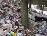 В Челябинске, несмотря на холода, продолжаются субботники
