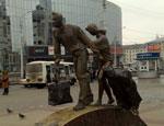 Создан экспертный совет, который будет оценивать скульптуры, появляющиеся на улицах городов Урала и Сибири