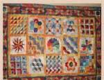 Антикризисный мастер-класс: челябинцев научат шить лоскутное одеяло