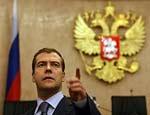 Медведев раскритиковал ГИБДД