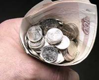 Граждане РФ рассказали о желаемых доходах