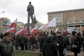"""В Башкирии не стали разгонять митинг молодых националистов / Они потребовали возвратить """"суверенитет"""" республики"""