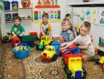 На Южном Урале определили средний размер родительской платы за детский сад