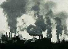 Уровень загрязнения воздуха в Челябинске признан высоким