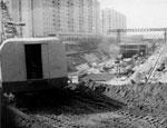 В Челябинске через 2 года закончится строительство одной из первых станций метро