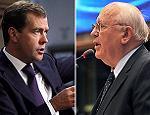 """Медведев - могильщик """"Единой России"""" / Такой же, каким для КПСС был Горбачев"""