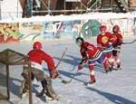 В Челябинске выберут лучшие хоккейный корт, каток и спортивного массовика-затейника