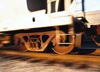 Движение поездов на маршруте Москва-Петербург восстановлено / Минувшей ночью поезда из Москвы в Санкт-Петербург прибывали с опозданием в 13-15 часов