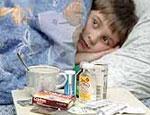 На Южном Урале продолжает расти заболеваемость ОРВИ среди школьников
