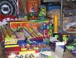 В Челябинске обнаружен еще один пожароопасный магазин по продаже фейерверков