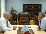 Южноуральский губернатор раскрыл тайны Эдуарда Росселя