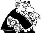 Богачи не заметили кризиса / За год состояние самых богатых бизнесменов России удвоилось