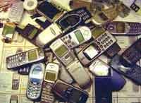 В Южноуральске грабители вынесли из салона сотовой связи 40 мобильных телефонов