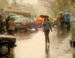 В Челябинской области из-за штормового ветра пострадали деревья и кровли домов
