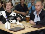 Юргенс призвал Медведева и Путина поторопиться