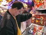 Челябинские милиционеры за две недели изъяли около тысячи игровых автоматов