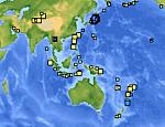 На границе с Таиландом произошло сильное землетрясение. Данных о жертвах нет / Подземные толчки ощущались в Бангкоке