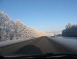 На Южном Урале из-за метелей и гололеда осложнено движение по федеральным дорогам