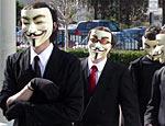Хакеры Anonymous опубликовали данные спецслужб о сделках «Газпрома» и «Сибнефти» / Из взломанных архивов итальянской киберполиции