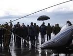 Участники военных учений «Центр – 2011» пожаловались Медведеву на связь