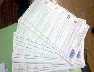 В Челябинске на одном избирательном участке отменены итоги выборов / Не исключен факт вброса бюллетеней