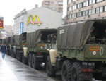 Ввод войск в Москву обвалил биржи / Индекс ММВБ рухнул на 3,64%, РТС – на 4,38%