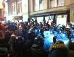 День второй. Власти на Триумфальной пустили газ (ВИДЕО, ФОТО) / Задержаны более 250 несогласных с фальсификацией выборов, сотни избитых
