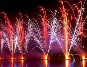 В Магнитогорске разработали рекомендации по использованию новогодних фейерверков