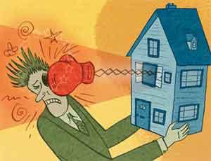 Банк вынудил челябинку заключить кабальную сделку, угрожая отнять квартиру / Ставка по кредиту выросла с 30 до 99 процентов
