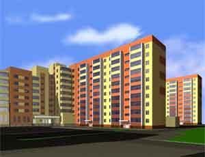 К 2013 году в Челябинске доля панельного домостроения снизится до 30 процентов