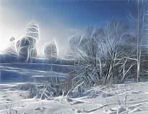 В Челябинской области ожидаются сильный ветер, метели и гололед / Водителей просят быть внимательнее на дорогах
