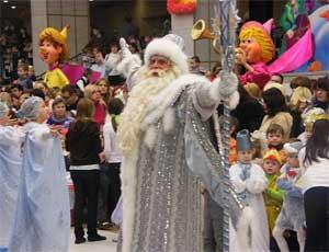 История Деда Мороза и Снегурочки: как злой дух стал добрым волшебником / А его дочка превратилась во внучку