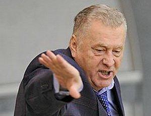 Жириновский пообещал арестовать всех депутатов Госдумы от «ЕР» / «Если мы с Зюгановым разозлимся и выведем на улицы сторонников, это будет не Оранжевая революция, а Октябрьская»