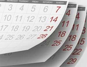 В 2012 году жителям России придется больше работать / Рабочим будет даже воскресенье