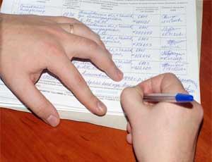 В Томске и Омске начался сбор подписей в поддержку выдвижения Путина