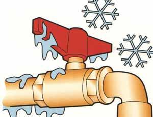 В южноуральской Новобурановке из-за холодов «разморозились» системы отопления / Ледниковый период наступил в клубе, медпункте и школьных мастерских
