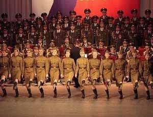 Ансамбль песни и пляски имени Александрова даст в Челябинске благотворительный концерт
