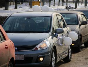 В Челябинске завершилась акция «Белые улицы» (ФОТО) / На маршрут вышло около 50 машин
