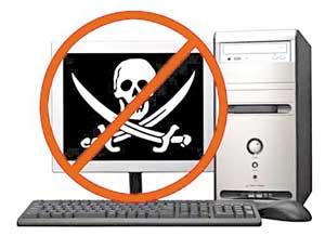 Житель Златоуста причинил ущерб «Microsoft» на 200 тыс рублей / Мужчина устанавливал железнодорожникам пиратские копии программ