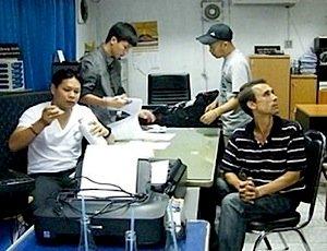 В Паттайе за нелегальную работу арестован русский гид (ФОТО) / В тюрьме главного тайского курорта содержатся еще трое россиян