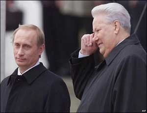 Эксперт: Путин не усидит 2 срока / В 2018 он превратится в Ельцина и передаст свой пост преемнику