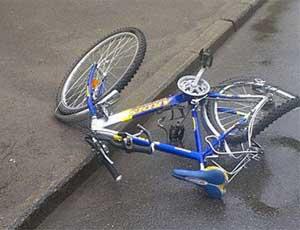 Южноуральский полицейский сбил на автомобиле велосипедиста / Проводится проверка