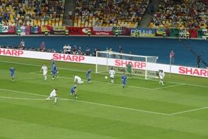 Самая скучная игра Евро-2012: Италия обыграла Англию в серии послематчевых пенальти (ФОТО, ВИДЕО)