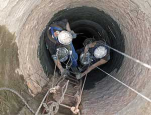 МЧС сообщило подробности гибели двух рабочих в Чебаркуле